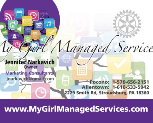 My Girl Managed Services - Marketing Consultants